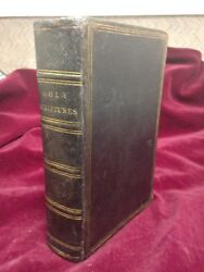 1867 1sed Leather Holy Scriptures Inspired Joseph Smith Translation Bible Mormon