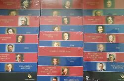 2007-2016 United States Mint Presidential Dollar 1 Coin Unc Set