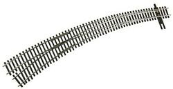 Walthers 948-8894 T/o Code 83 7 Left Hand Curved Track