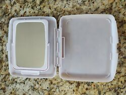 3 Vintage Mary Kay Color Palette Compact Make Up Cases Removable Mirror Pink