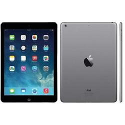 Apple Ipad Air 1st Gen A1474 | 16gb | Wi-fi | 9.7 In Tablet - Space Gray Ios 12