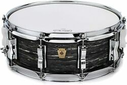 Ludwig Classic Maple 5x14 Snare Drum - Vintage Black Oyster
