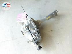 2016 Range Rover Sport Td6 Diesel Front Differential Carrier Axle 3.21 Assembly
