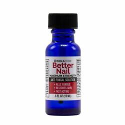 15ml Better Nail - Maximum Strength 25 Solution For Anti Fungal Nail Support