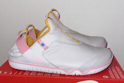 Nike Zoom Pulse Gray Pink Ct1629-002 Menand039s Size 8.5/ Womenand039s Size 10 New Nurse