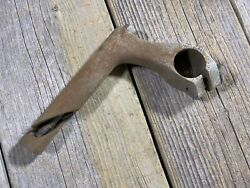 Vintage Antique Bike Bicycle Quill Stem For Handlebars Attachement Used