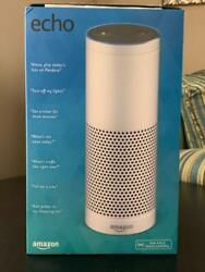 Echo 1st Generation Smart Assistant - White | Lightly Used |