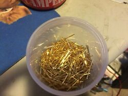 1000 Vector T46-1 Wire Wrap Inboard Pins Circuit Board Prototype Terminal Gold