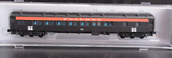 N Scale-micro Trains Nse 16-198 New Haven Parlor Car 601 New