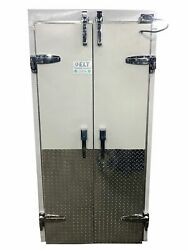 Walk In Cooler French Style Door 36andrdquox 78 Andldquo Prehung With Plug Frame