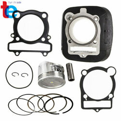 For Yamaha Big Bear 400 4x4 Irs Hunter 83mm Bore Cylinder Piston Gasket Kit