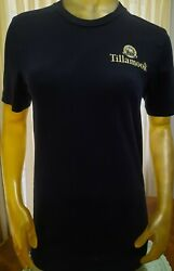 Tillamook Creamery Dairy Done Right T Shirt Small 35 Chest Oregon Cheese
