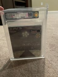 Brand New Sealed Playstation 3 Ps3 Resident Evil English Cover Variant Vga 90