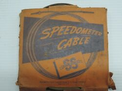 Nors Speedometer Cable M79 For 1940's Dodge Chrysler Plymouth Desoto