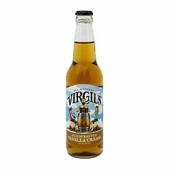 6 Pack Virgiland039s Cream Soda Micro Brewed 12 Ounce 4ct