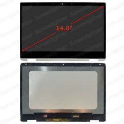 L77984-001 For Hp Chromebook X360 14b-ca 14and039and039 Led Lcd Touch Screen Replacement