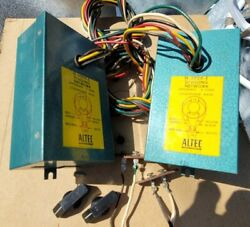 Vintage Altec Lansing N-3000-e Crossover Networks For 601a B C And Others
