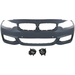 Bumper Covers Set Of 3 51118060884 63177315559 63177315560 For Bmw 428i Xdrive