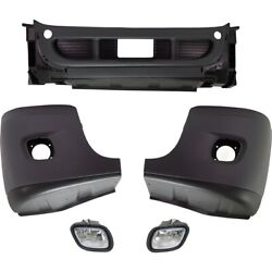 Set Of 3 Bumper Covers A2128546054 A0651908000 A0651908001 For Cascadia 08-17