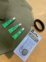 Tent/canopy Repair Kit - Quick And Easy Fix - Ideal For Camping/festival/hiking