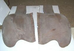 Reduced -1928 1928 Ford Model A Front Fenders 3 Pics