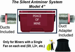 The Silent Antminer System - Model 4