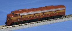 Kato 176-5313-ls N Pennsylvania Emd E8a Diesel Locomotive With Loksound 5887