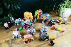 Limited Edition Replica Elephants Elephant Parade Ornament Collectable
