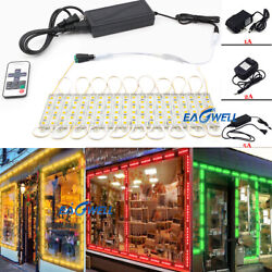 Bright Ip65 Waterproof 5054 Smd 6 Led Module Light Window Store Front Lamp Dc12v