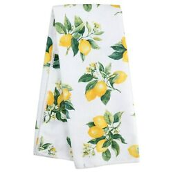 Home Collection Lemon Printed Kitchen Towel Microfiber 25x15 in. BRAND NEW