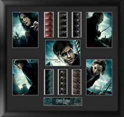 Harry Potter Deathly Hallows S2 20 X 19 Film Cell Limited Edition Coa