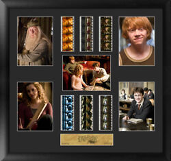 Harry Potter The Half Blood S1 20 X 19 Film Cell Limited Edition Coa