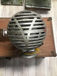 Federal Sign And Signal Corporation 12v, Mechanical Siren, Model 0 Tested Works