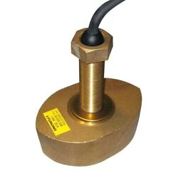 Furuno Bronze External Thru-hull Mount Transducer W 33and039 Cable