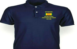 Vietnam Operation Rolling Thunder 1965-68embroidered Polo Shirt/sweat/jacket.