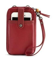 The Sak Crossbody Women#x27;s Scarlet 3.5in L x 1.5in W x Scarlet Size One Size Hp $9.99