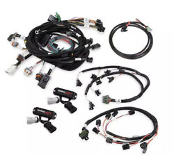 Holley Fuel Injection Harness 558-506 For 1999-2004 Ford 4.6/5.4l Mod 4v
