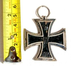 1914 Germany Prussia Iron Cross Order Medal Award Military Wwii Wwi War Badge