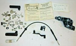 Omc Brp Johnson Evinrude Oem Complete Remote Control Adapter Kit