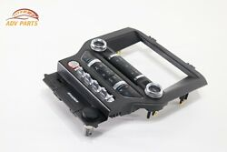 Ford Mustang Dash Center Climate Radio Control Switch Unit Oem 2015 - 2016 💎