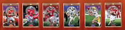 2021 Football Rookies /top Prospects 6 Pack / Trevor Lawrence+ / Generation Next