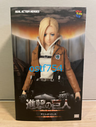 Medicom Toy Attack On Titan Annie Leonhart Figure Rah Real Action Heroes Limited