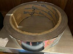 Stainless Steel Shim .004 Thick 3 Wide 22+ Lbs Sheet Strip Shim Stock Teledyne