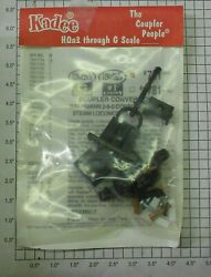 Kadee 781 G Coupler Conversion For Bachmann 2-8-0 Consolidation Steam