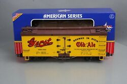 Usa Trains 16405 G Scale Gerst Old Style Ale Refrigerator Car