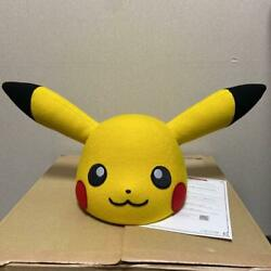 Ca4la Pikachu Face Hat Handmade Product Limited Only Fedex With Tracking