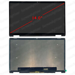 For Hp Chromebook X360 14c-ca0053dx 14c-ca0065nr Lcd Touch Screen Replacement