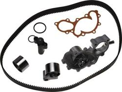 Engine Timing Belt Kit With Water Pump Fits 1996-2002 Toyota 4runner 1995-1998