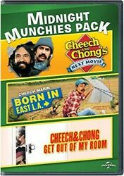 Midnight Munchies Pack Cheech And Chongand039s Next Movie / Born In East L.a. / Chee