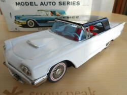 Mandaiya Bc Bandai Ford Thunderbird Ford Tin Super Rare Japanese Products